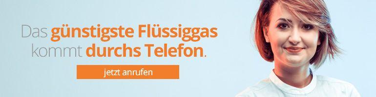 Flüssiggas Spar-Hotline
